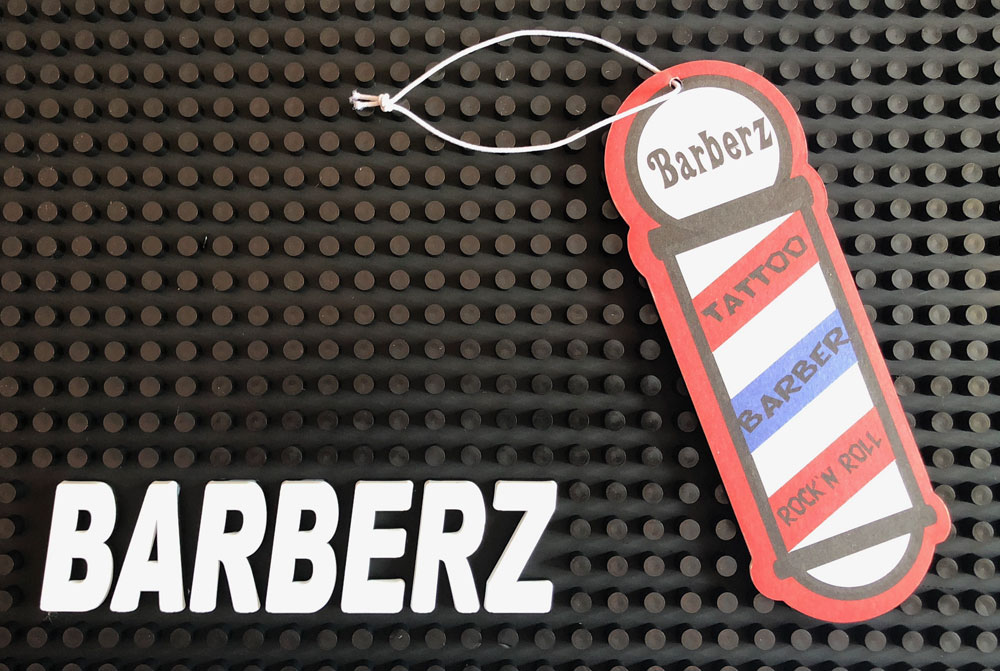 Barberzエアーフレッシュナー