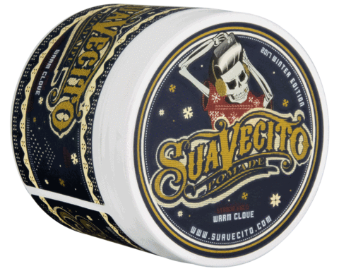 suavecito pomade Firm HOLD Winter ver.2017
