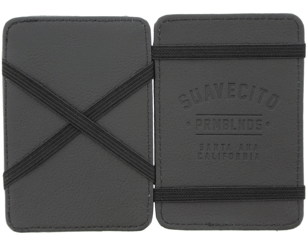 Suavecito Premium Blends Embossed Magic Wallet