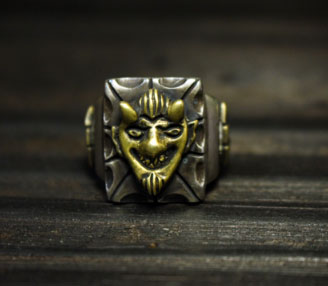 Demongame ring