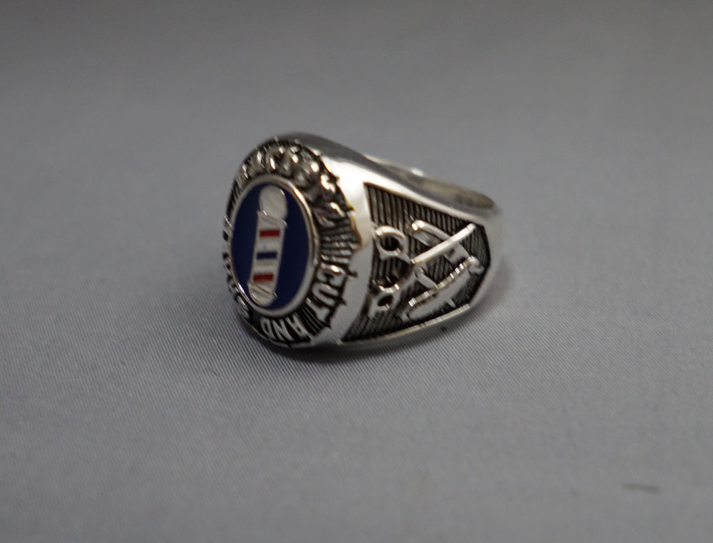 Barberz ring silver925