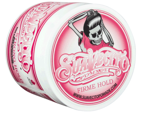 Suavecito X Breast Cancer Solutions - Firme Hold Pomade