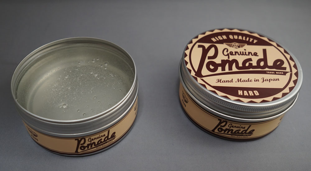 barberz genuine pomade