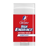 Old Spice High Endurance Invisible Solid Antiperspirant And Deodorant, Original Scent