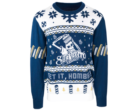 Suavecito Ugly Xmas Sweater