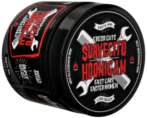 suavecito x HOONIGAN  pomade Firm HOLD