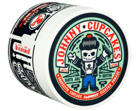 Suavecito X Johnny Cupcakes Original Hold Pomade