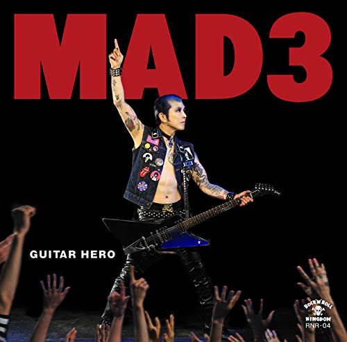 CD MAD3 GUITAR HERO