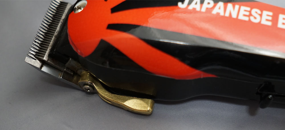 Wahl brass lever