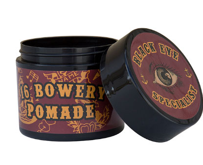 TIPTOP POMADE 16 Bowery Limited Edition ORIGINAL HOLD