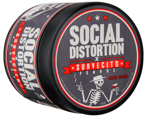 SUAVECITO X SOCIAL DISTORTION ORIGINAL HOLDポマード