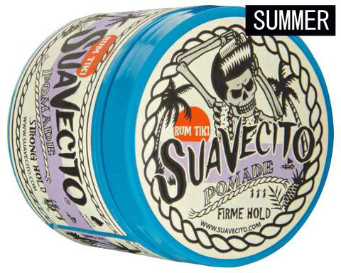 SUAVECITO Firme (Strong) Hold Summer Pomade
