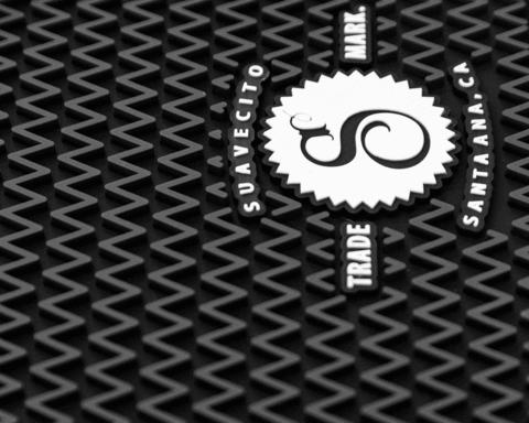 Suavecito Trademark Barber Mat
