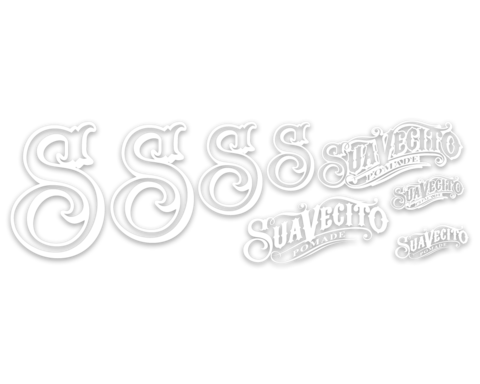 Suavecito Vinyl Sticker Set