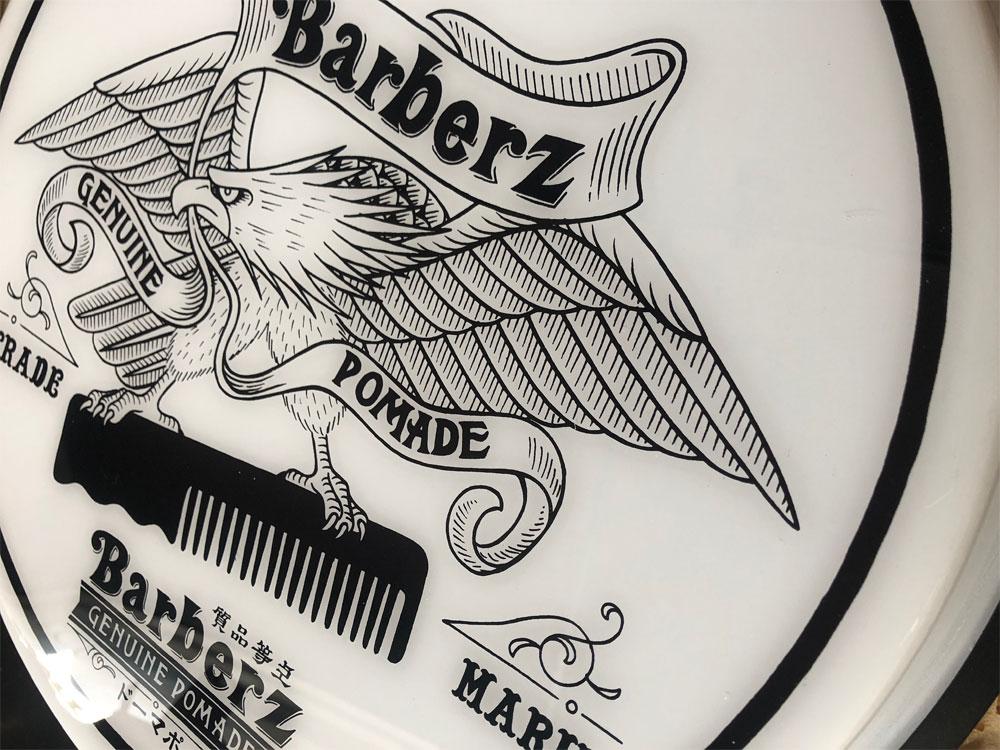 BARBERZ看板