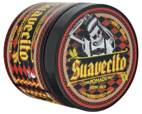 SUAVECITO FIRME (STRONG) HOLD FALL POMADE