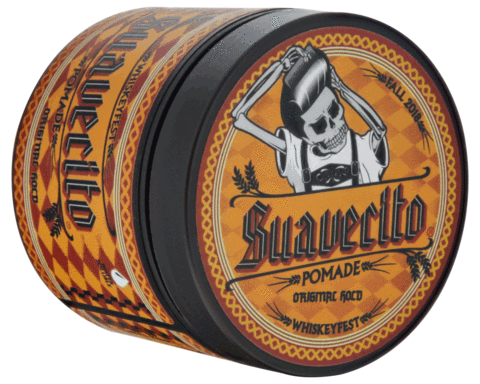 SUAVECITO  ORIGINAL HOLD FALL POMADE