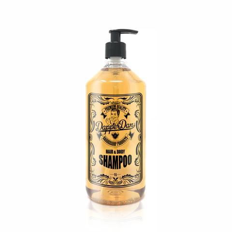 DapperDan Hair&Body Shampoo