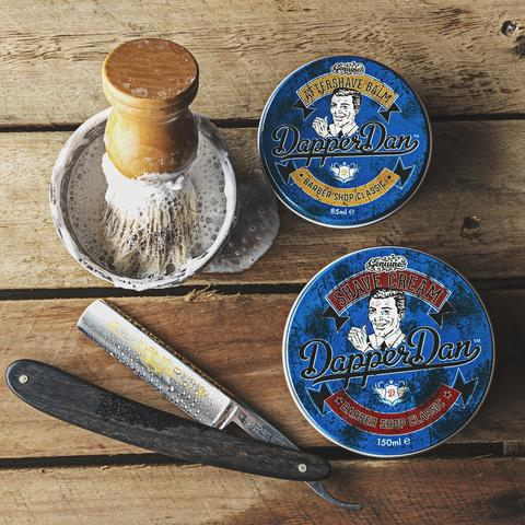DapperDan Shaving Cream