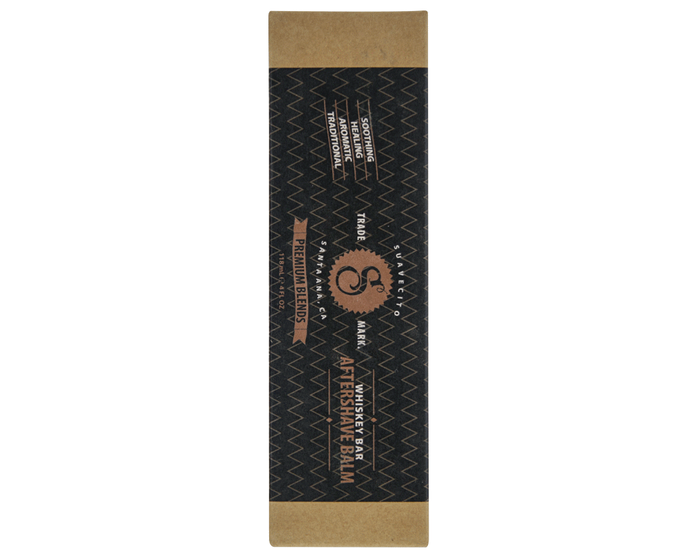 suavecito Premium Blends Whiskey Bar Aftershave Balm