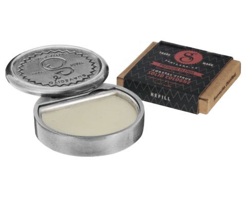 suavecito COASTAL CITRUS SOLID COLOGNE