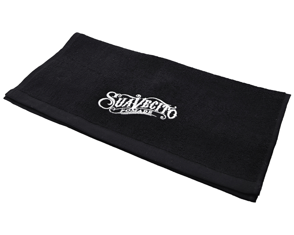 Suavecito BLEACH PROOF BLACK タオル