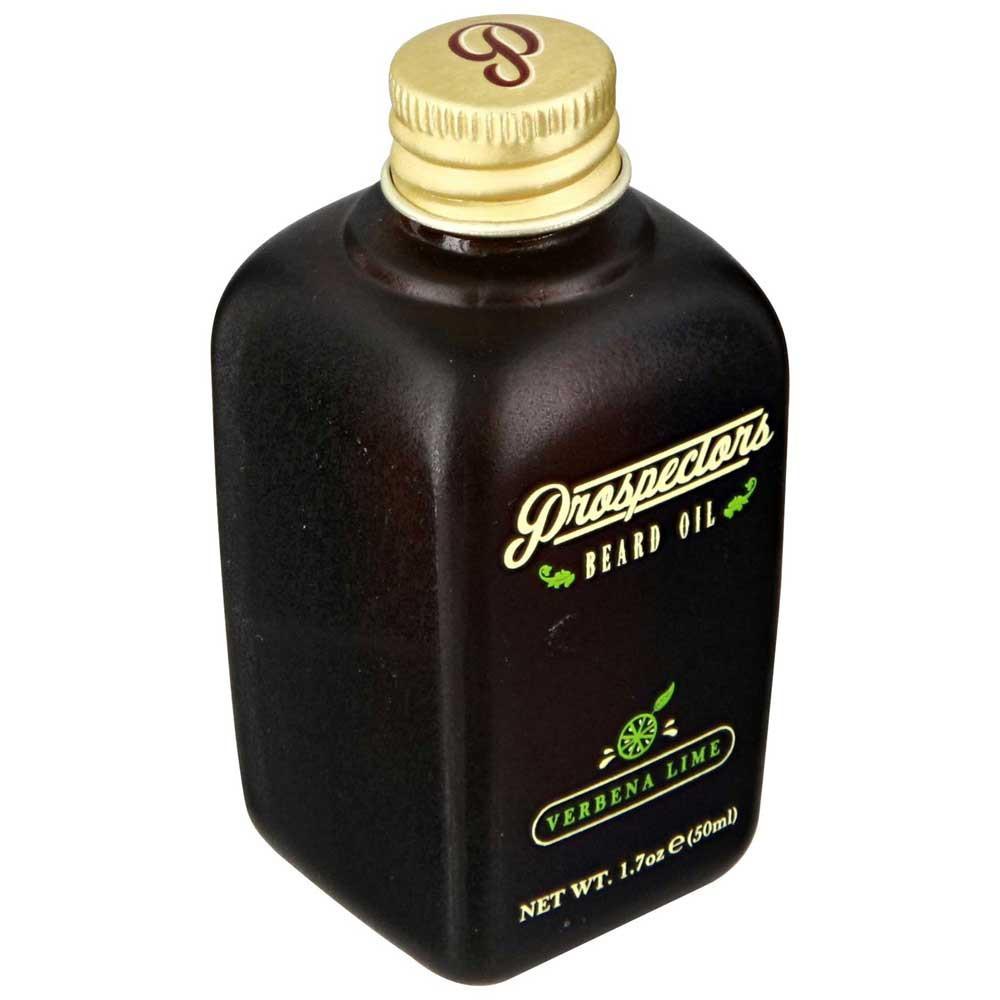 Prospectors ベアードオイル Verbena Lime Beard Oil