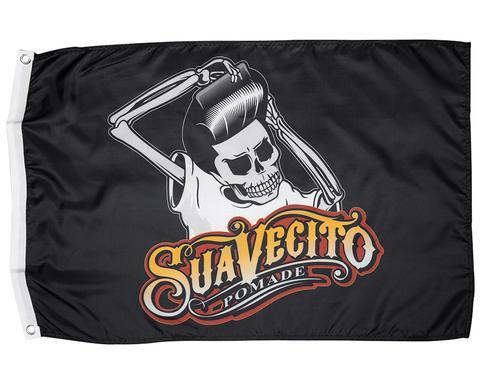 Suavecito MASCOT FLAG スアベシート