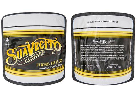 suavecito pomade Firme(Strong)HOLD  トラベル缶 8pack