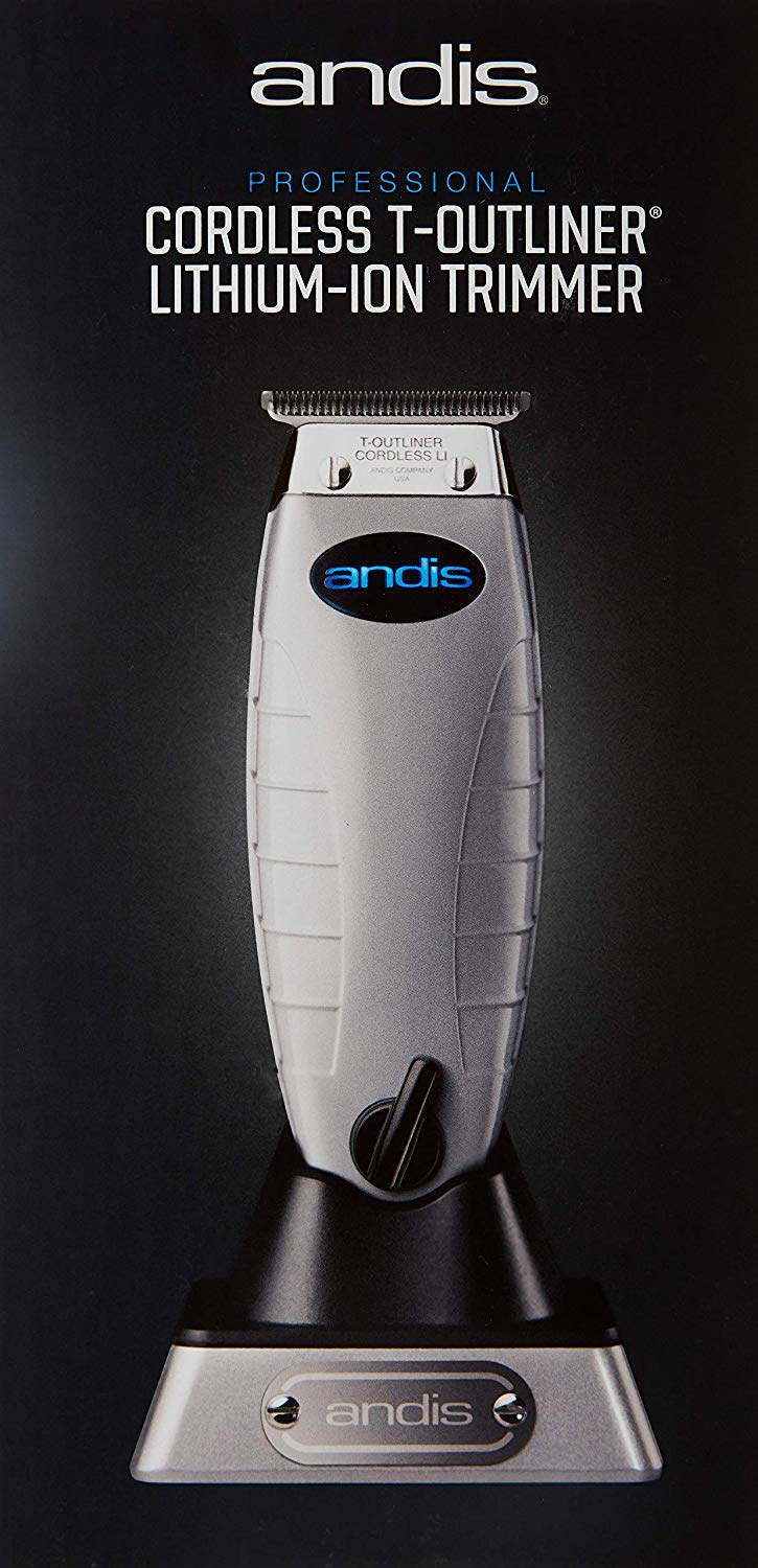 Andis Cordless LI T-Outliner Trimmer