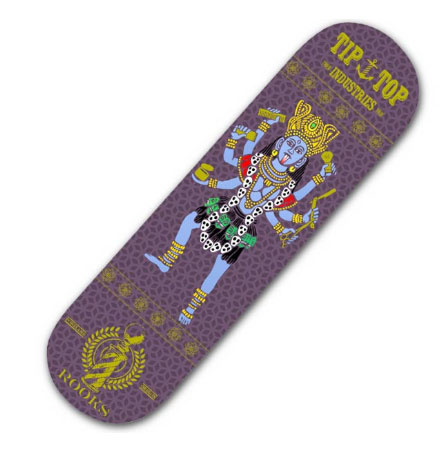 TIPTOP Sketeboard Rookss Skate Deck