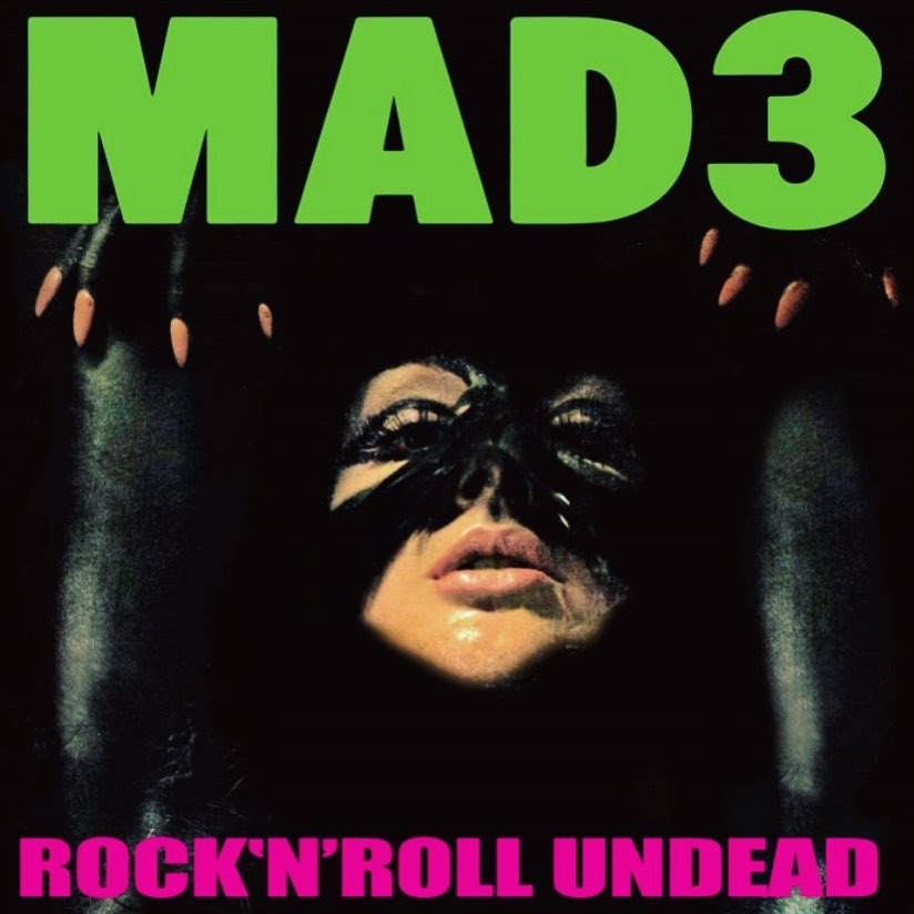 MAD3 Rock'n'Roll Undead (2xCD)