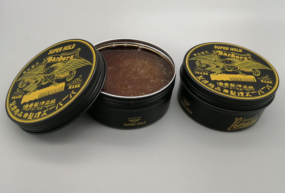 barberz genuine pomade スーパーホールド(新パッケージ)
