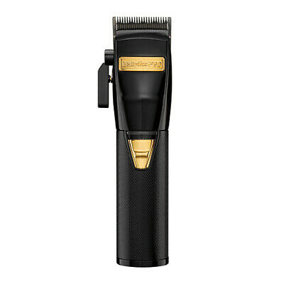 BaByliss PRO Cordless Clipper Black & Gold