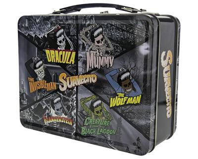 Suavecito x Universal Monsters Collectible Lunchbox Kit