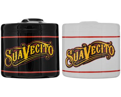 Suavecito Salt & Pepper Shakers