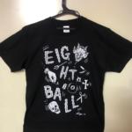 Barberz EIGHTBALL DEVIL Tシャツ