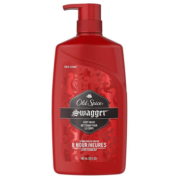 Old Spice ボディーウォッシュ SWAGGER ポンプ式 30oz