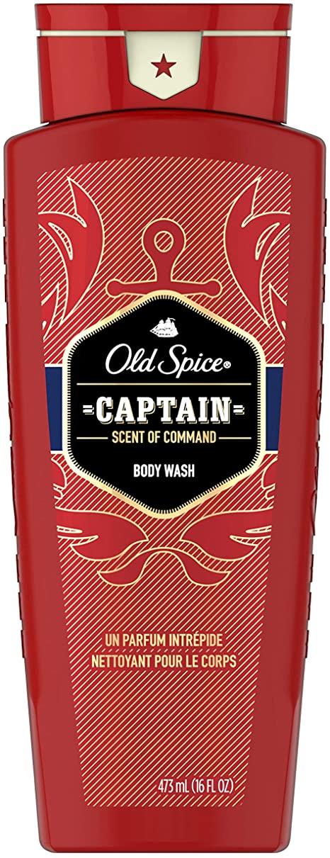 Old Spice ボディーウォッシュ キャプテン