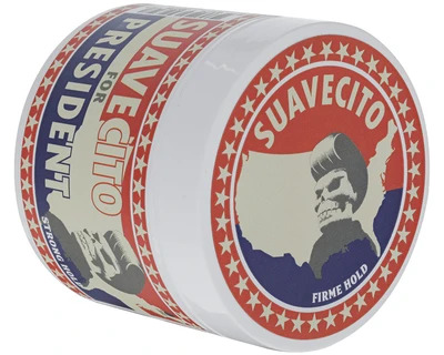 Suavecito Firme (Strong) Hold Campaign Pomade