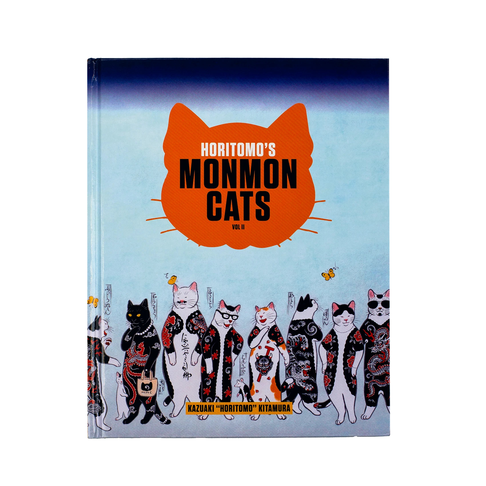 Monmon Cats Limited Edition Box Set - Monmon Cats Book Vol II Signed Hardcover
