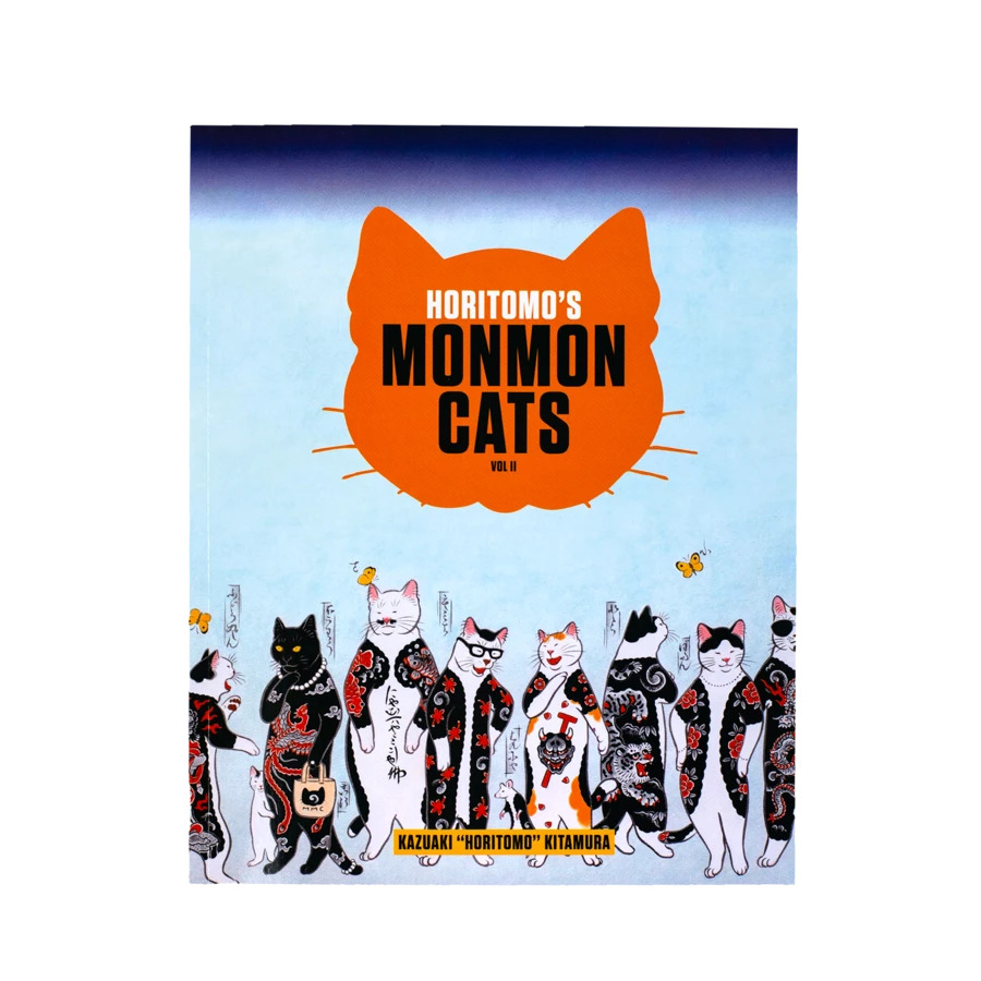 Monmon Cats Book Vol II Softcover