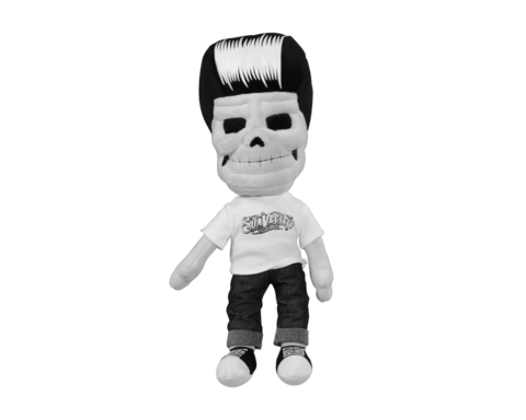 Suavecito Plush Doll