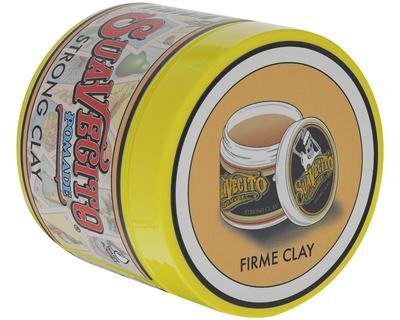 Suavecito X Loteria Firme Clay Pomade