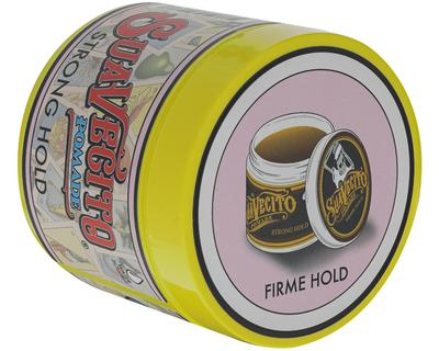 Suavecito X Loteria Firme (Strong) Hold Pomade