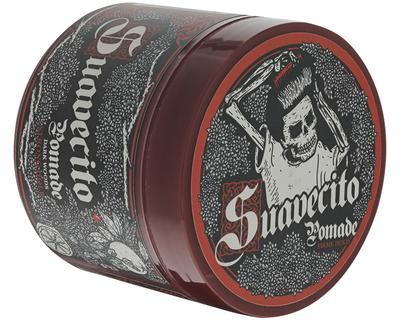 Suavecito Pomade Firme (Strong)  Dark Woods