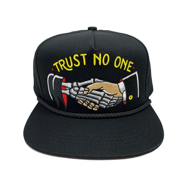 TRUST NO ONE CAP STUNTIN
