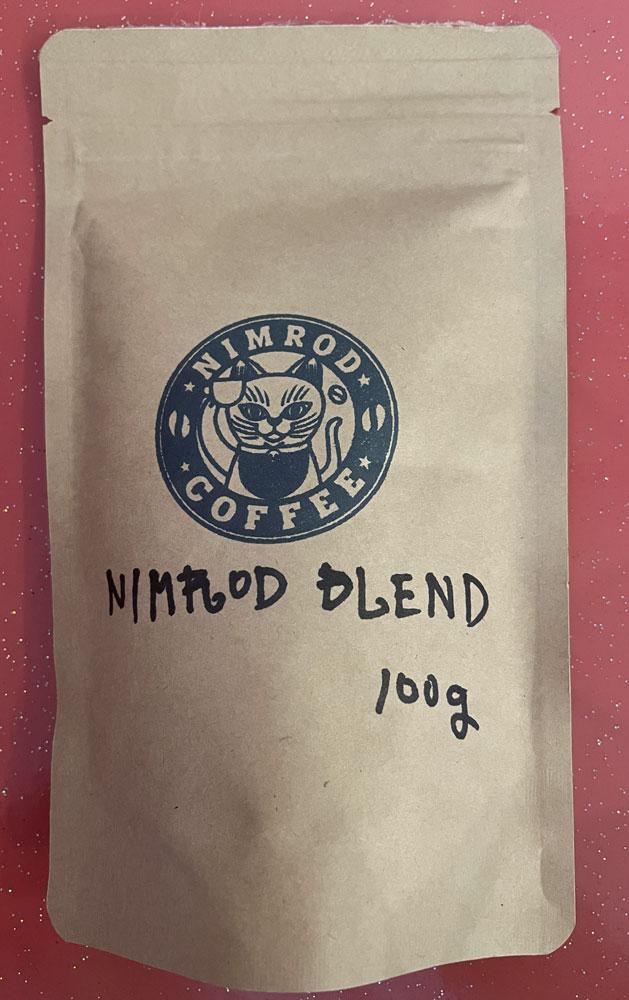 コーヒー豆 NIMRODブレンド